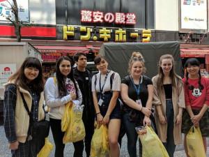 外国人とのインバウンドツアー