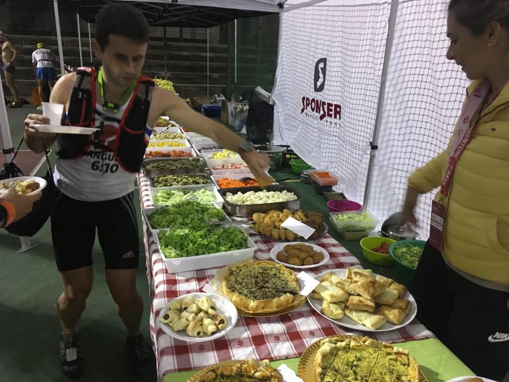 4.レース後の食事